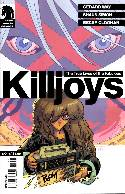 True Lives of the Fabulous Killjoys #1 Gabriel Ba Variant Cover [Comic]_THUMBNAIL