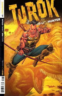Turok Dinosaur Hunter #1 Liefeld Color Cover [Comic] LARGE