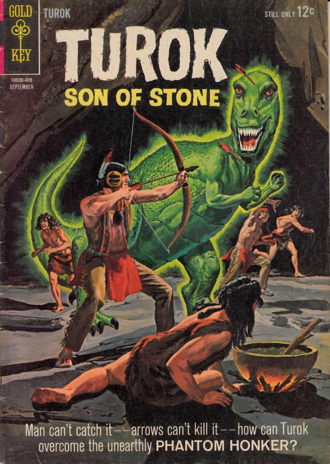 Turok Son Of Stone 41 Fine Minus 5 5 Gold Key Comic Dreamlandcomics Com Online Store