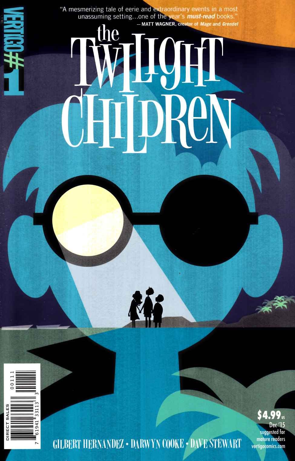 Twilight Children #1 [DC Comic] LARGE