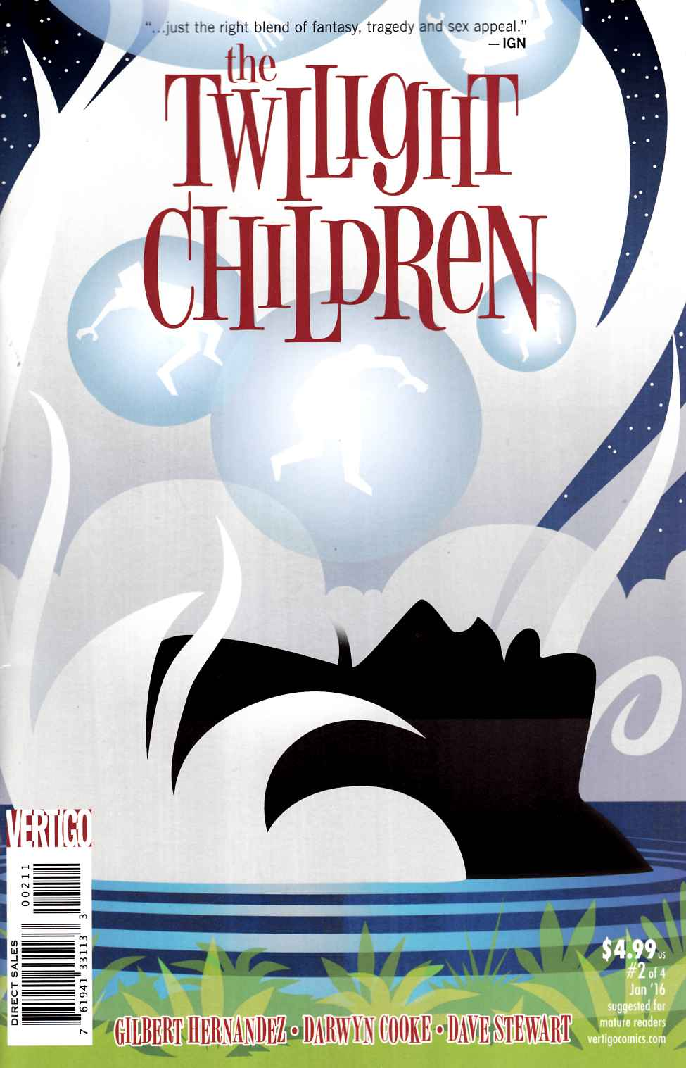 Twilight Children #2 [DC Comic]_THUMBNAIL