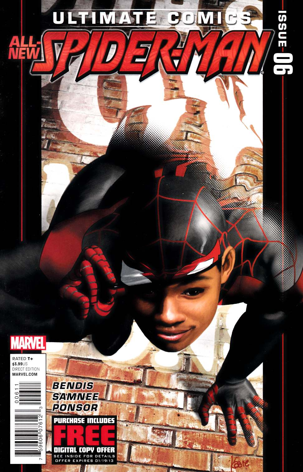 Ultimate Comics Spider-Man #6 [Marvel Comic]