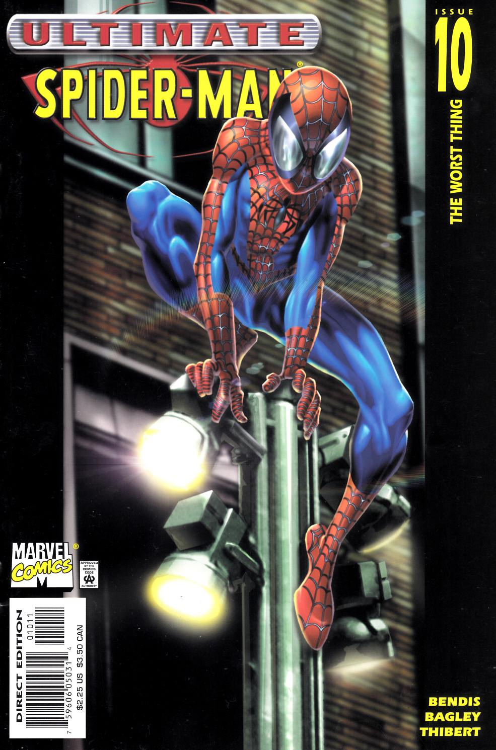 Ultimate Spider-Man #10 [Marvel Comic]