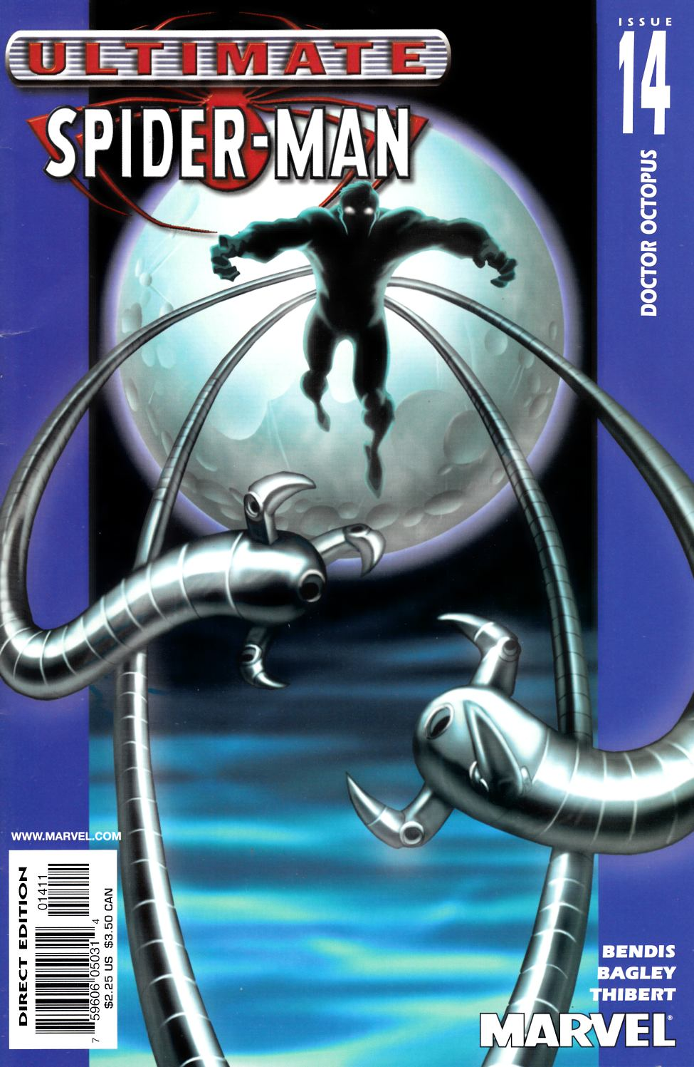 Ultimate Spider-Man #14 [Marvel Comic] THUMBNAIL