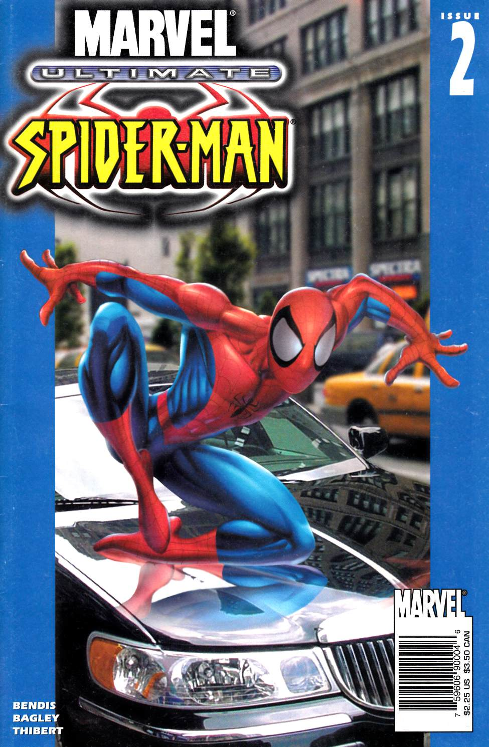 Ultimate Spider-Man #2 Wal-Mart Special Edition [Marvel Comic]_THUMBNAIL