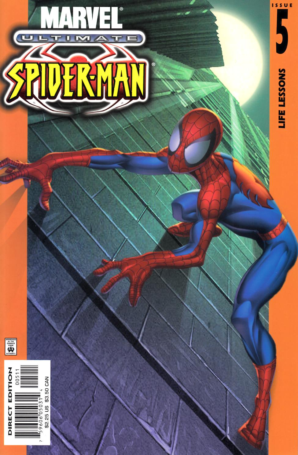 Ultimate Spider-Man #5 [Marvel Comic]
