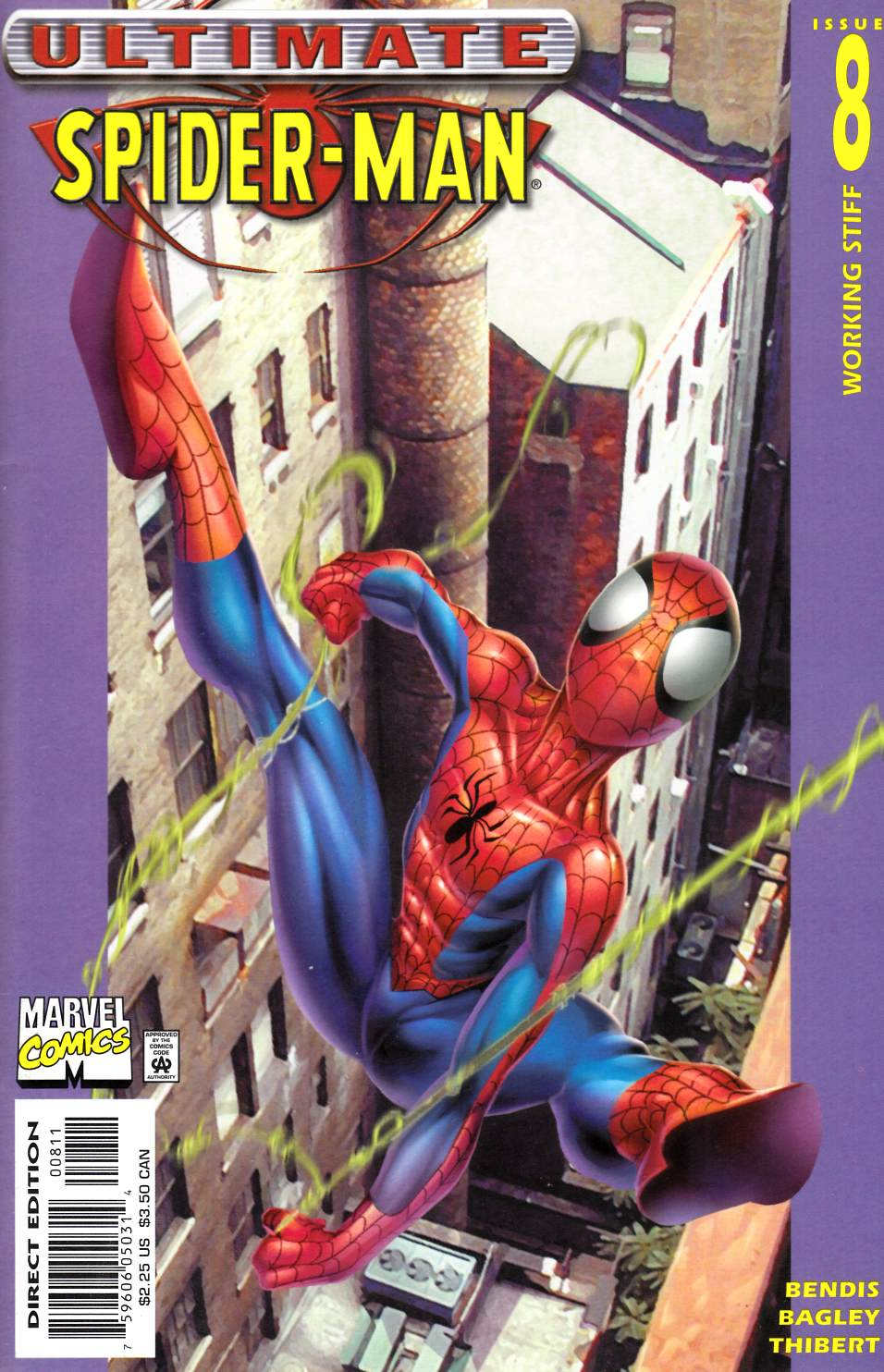 Ultimate Spider-Man #8 [Marvel Comic] THUMBNAIL