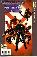 Ultimate X-Men #10 [Marvel Comic] THUMBNAIL