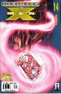 Ultimate X-Men #14 [Marvel Comic] THUMBNAIL