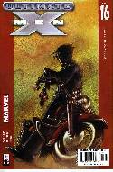Ultimate X-Men #16 [Marvel Comic] THUMBNAIL