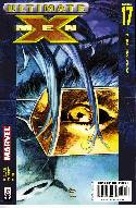 Ultimate X-Men #17 [Marvel Comic] THUMBNAIL