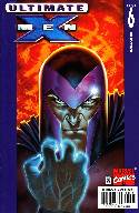 Ultimate X-Men #6 [Marvel Comic] THUMBNAIL