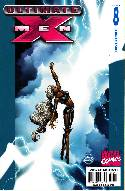 Ultimate X-Men #8 [Marvel Comic] THUMBNAIL