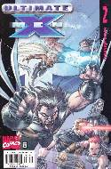 Ultimate X-Men #2 [Marvel Comic] THUMBNAIL