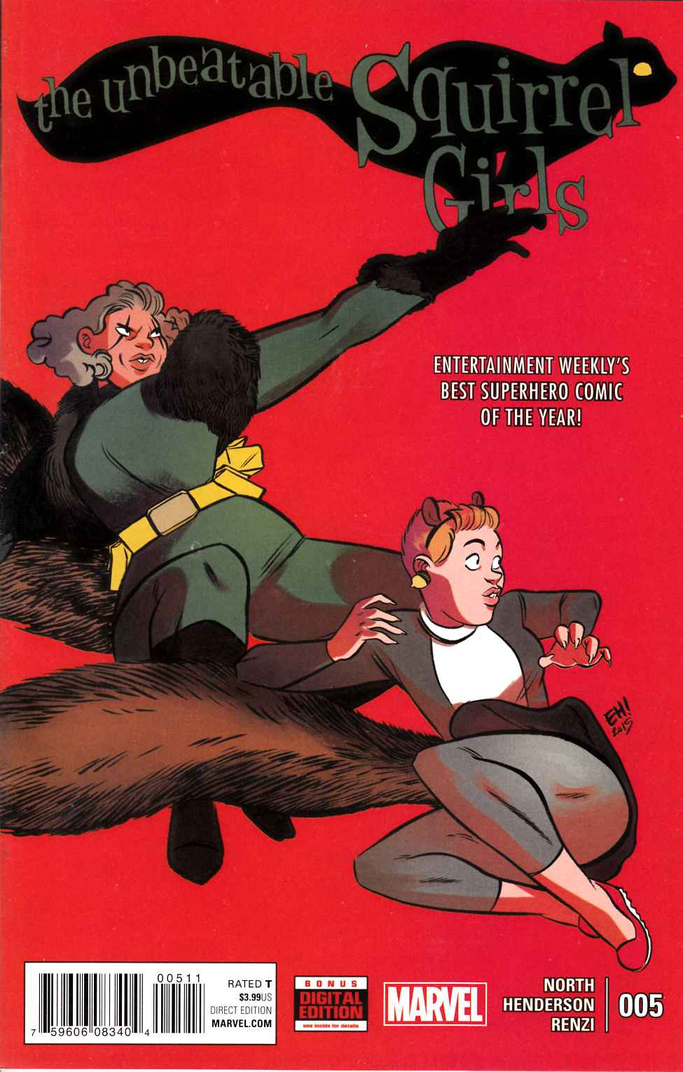 Unbeatable Squirrel Girl #5 [Marvel Comic]_THUMBNAIL