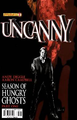Uncanny #1 Second Printing [Comic] LARGE