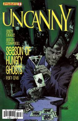 Uncanny #1 Subscription Cover [Comic] LARGE