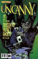 Uncanny #1 Subscription Cover [Comic]