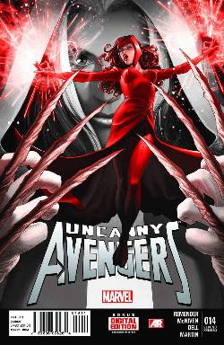 Uncanny Avengers #14 Second Printing [Comic] LARGE