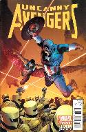 Uncanny Avengers #18.Now Captain America Variant Cover [Comic] THUMBNAIL