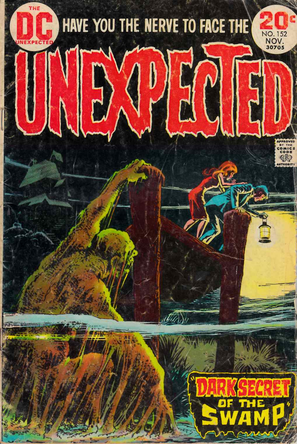 Unexpected #152 Good (2.0) [DC Comic] THUMBNAIL