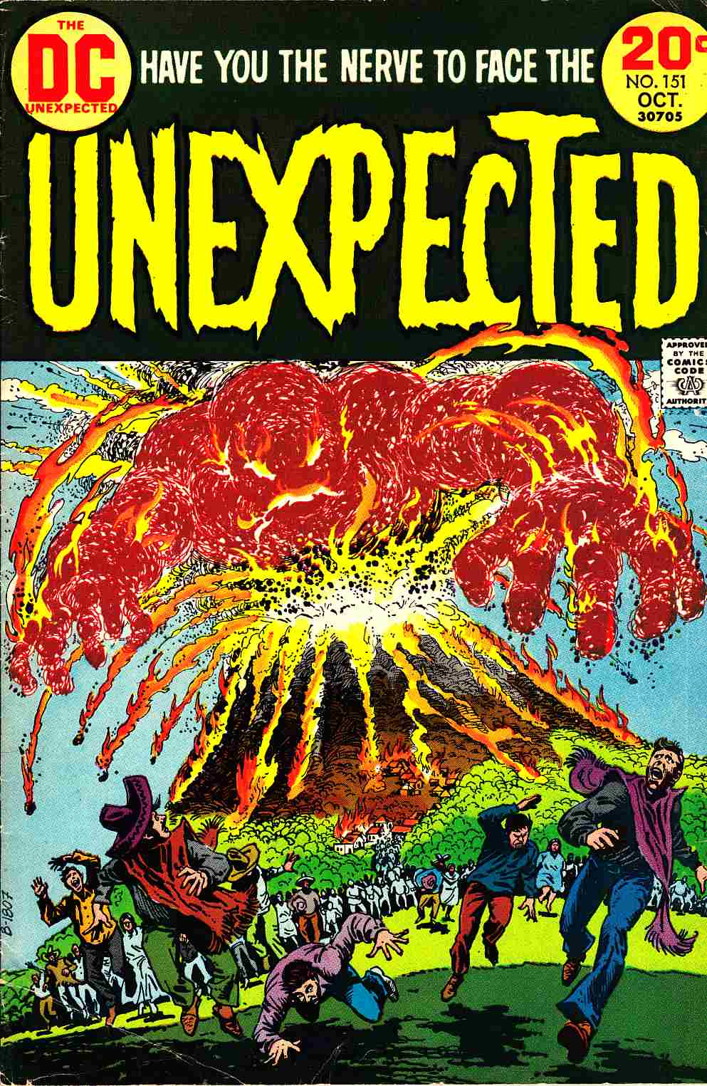 Unexpected #151 [DC Comic] LARGE