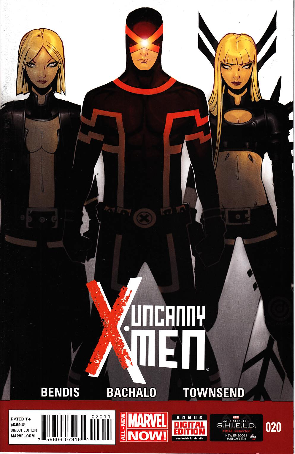 Uncanny X-Men #20 Near Mint (9.4) [Marvel Comic] LARGE