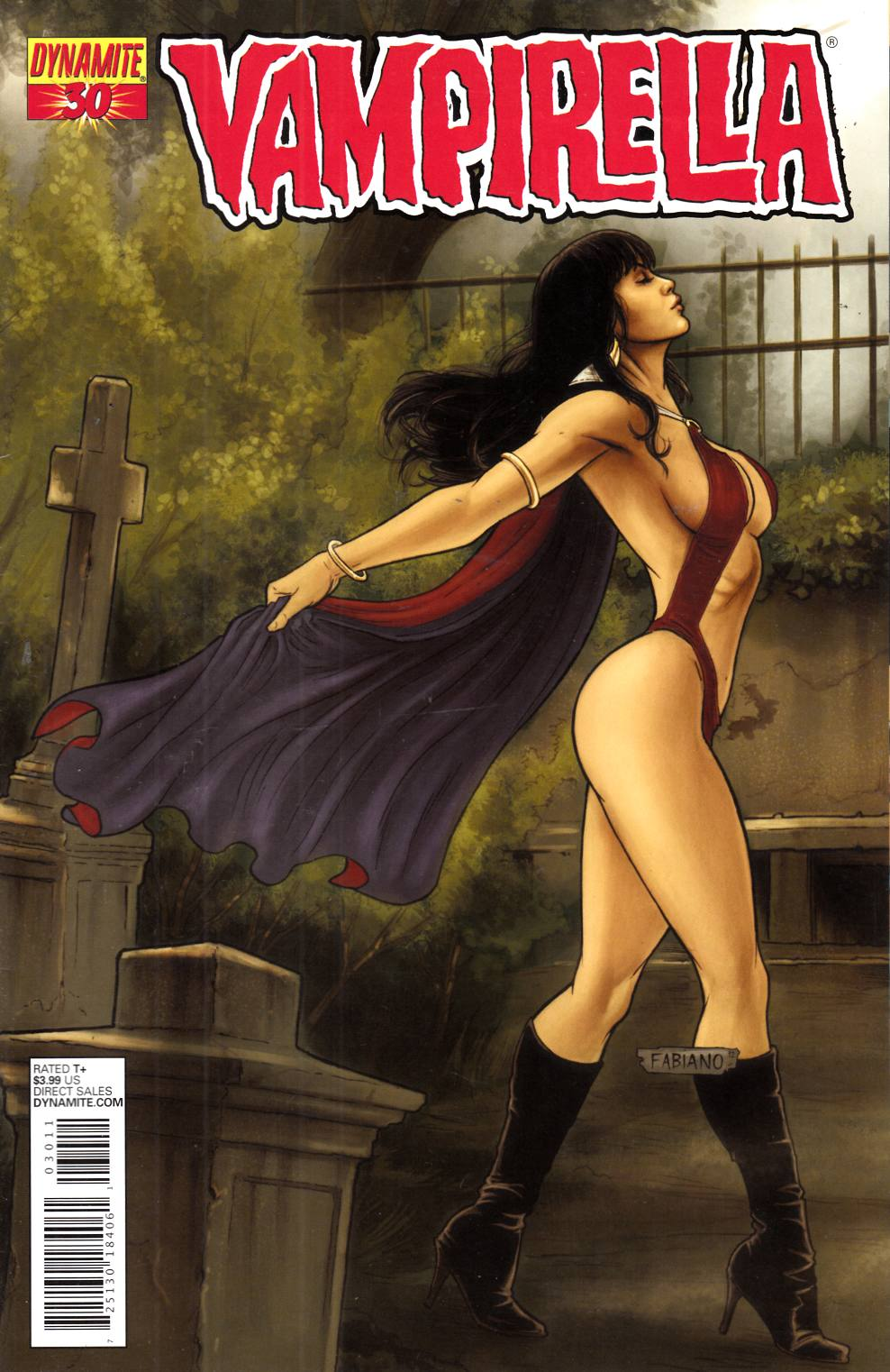 Vampirella #30 Neves Cover Very Fine (8.0) [Dynamite Comic] THUMBNAIL