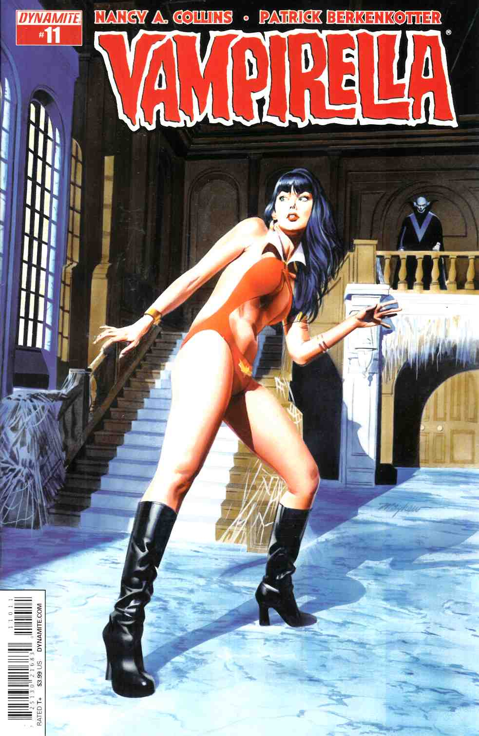 New Vampirella #11 Cover A- Mayhew [Dynamite Comic]_THUMBNAIL