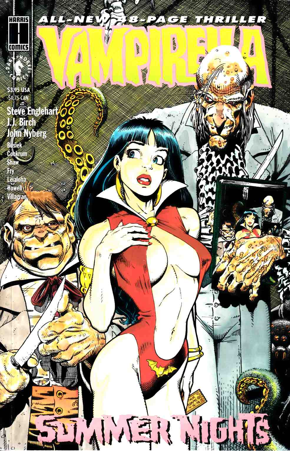 Vampirella Summer Nights (One Shot) Near Mint (9.4) [Harris Comic] LARGE