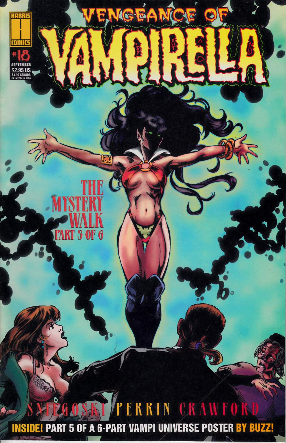 Vengeance of Vampirella #18 Cover A Fine (6.0) [Harris Comic] THUMBNAIL