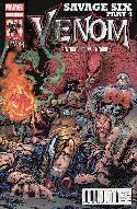 Venom #21 Near Mint (9.4) [Marvel Comic] THUMBNAIL