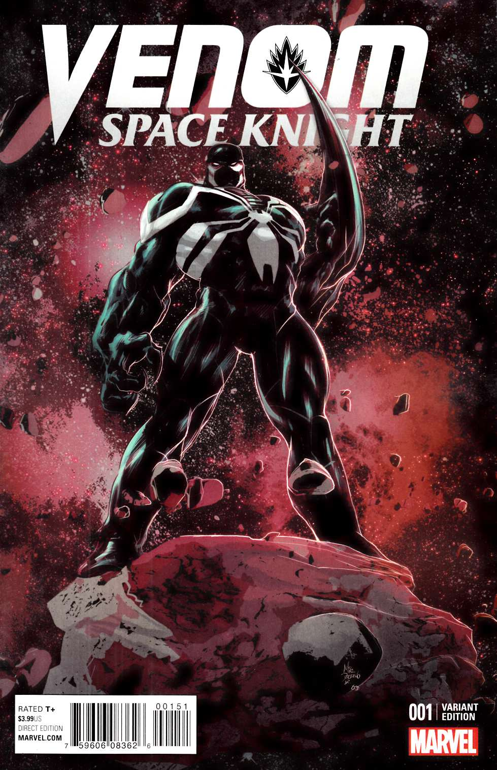 Venom Space Knight #1 Deodato Variant Cover [Marvel Comic] THUMBNAIL
