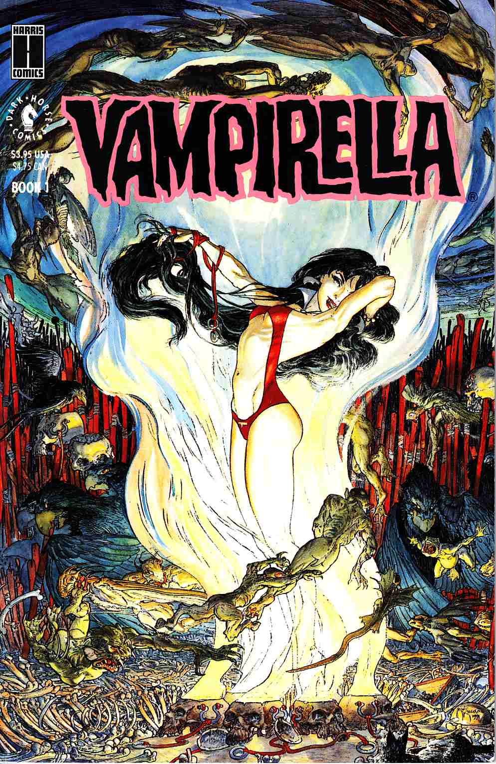 Vampirella Morning In America #1 [Dark Horse Comic] THUMBNAIL