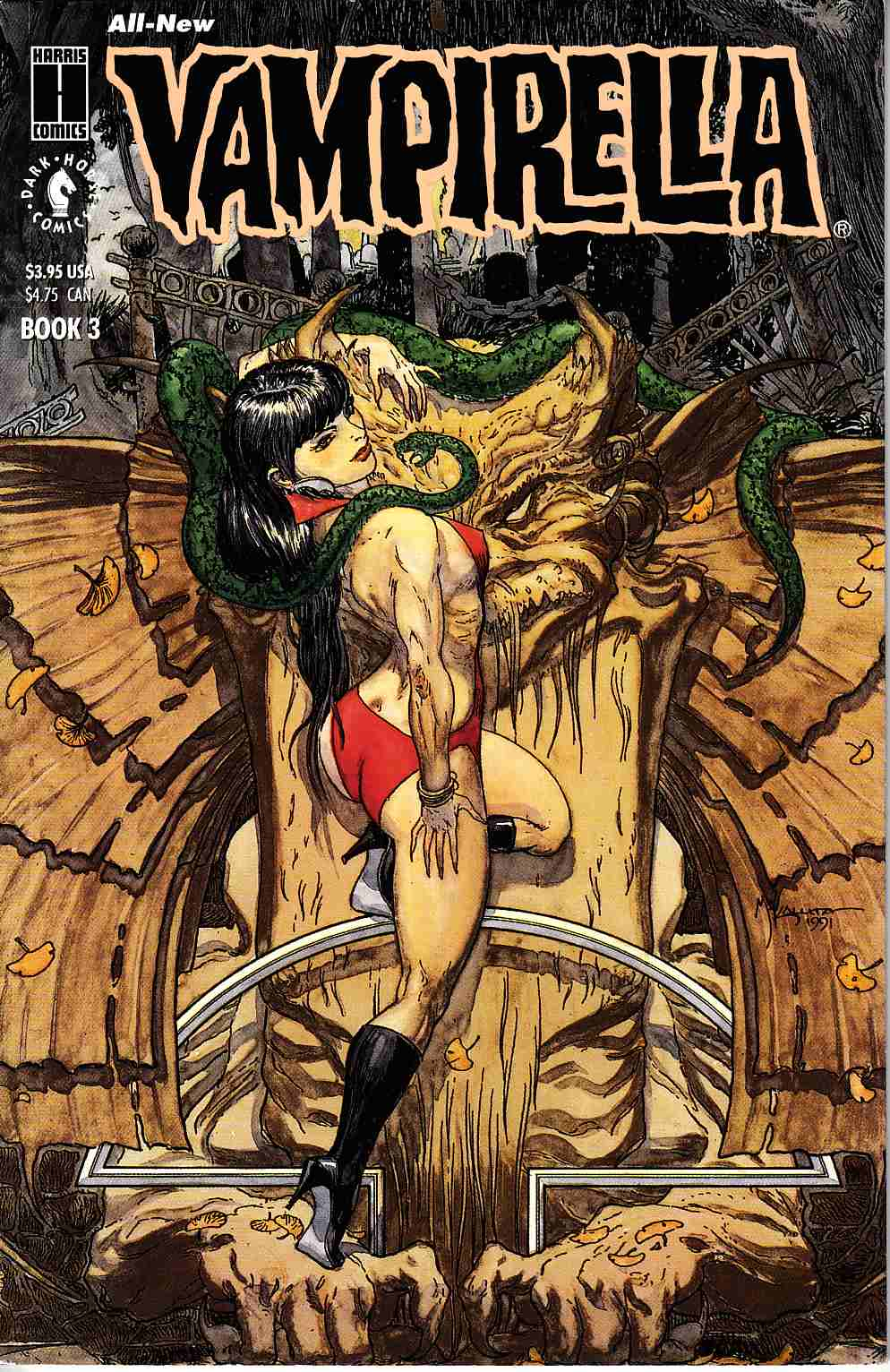 Vampirella Morning In America #3 [Dark Horse Comic] THUMBNAIL