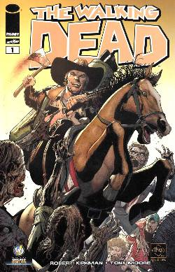 Walking Dead #1 Wizard World Chicago 2013 Edition [Comic] LARGE