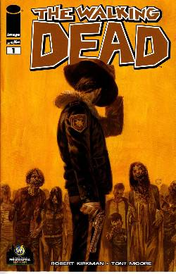 Walking Dead #1 Wizard World Philly 2013 Edition [Image Comic] LARGE