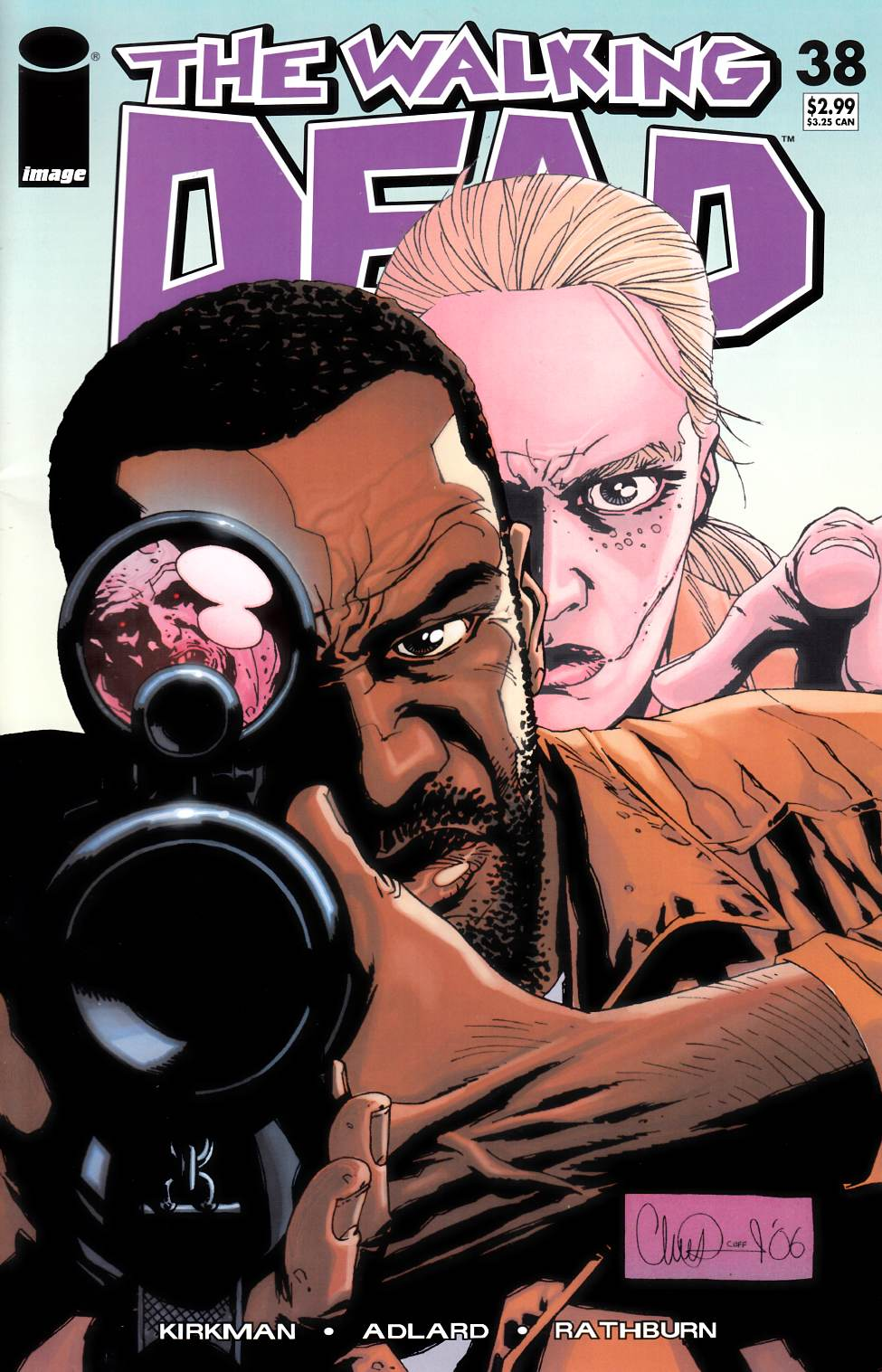 Walking Dead #38 [Image Comic] THUMBNAIL