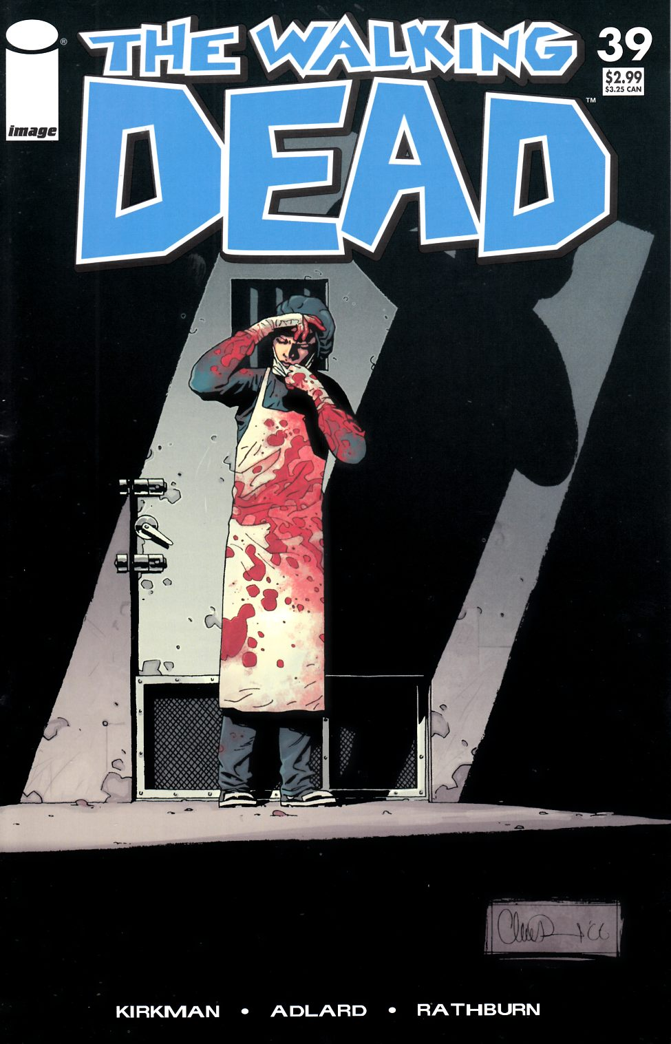 Walking Dead #39 [Image Comic] THUMBNAIL