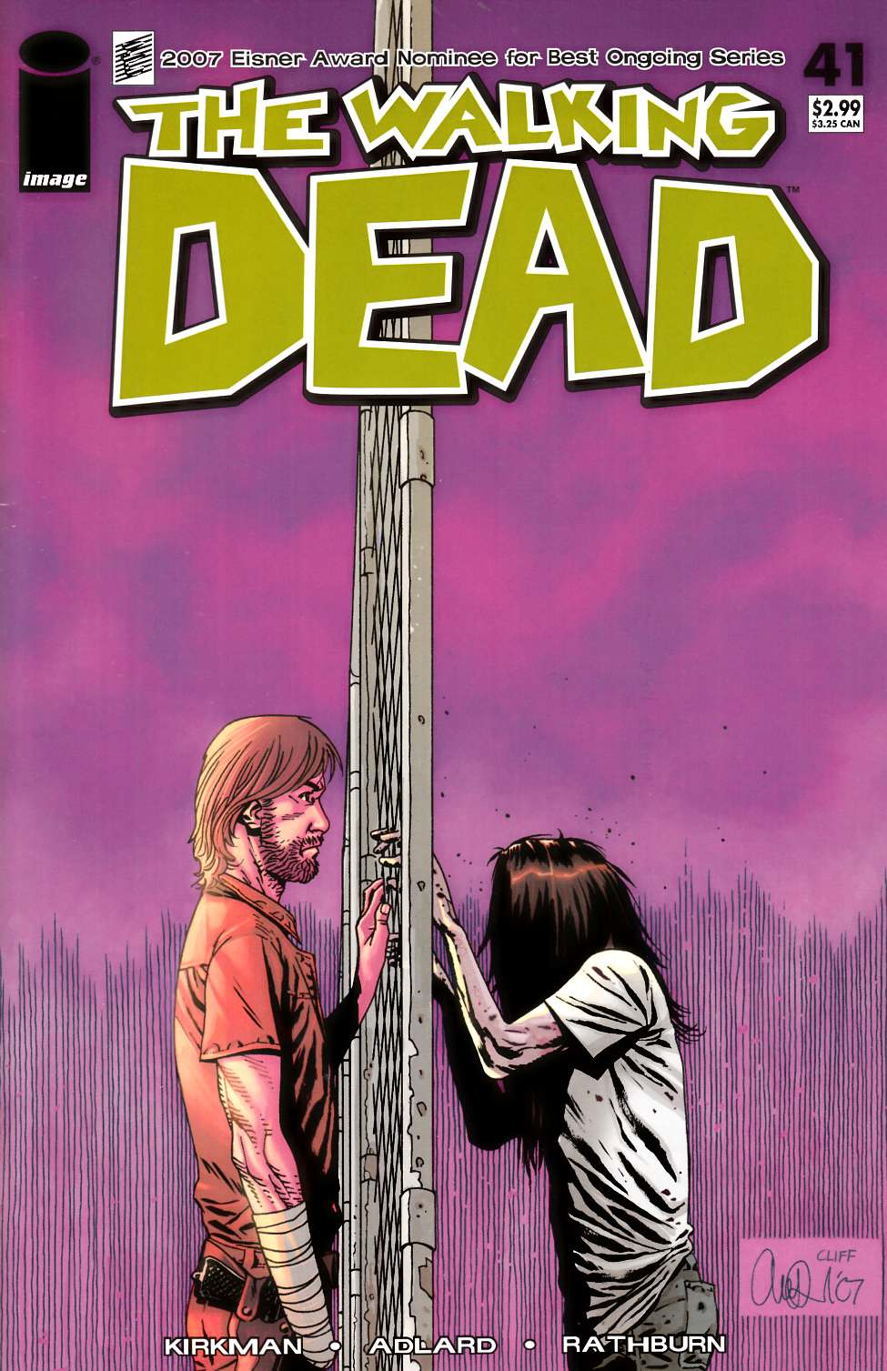 Walking Dead #41 [Image Comic] THUMBNAIL