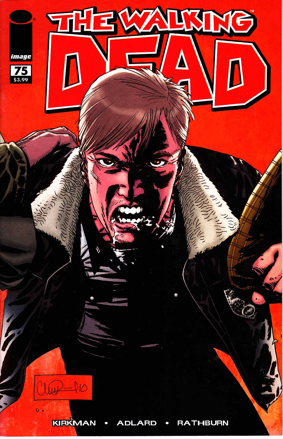 Walking Dead #75 [Image Comic] THUMBNAIL