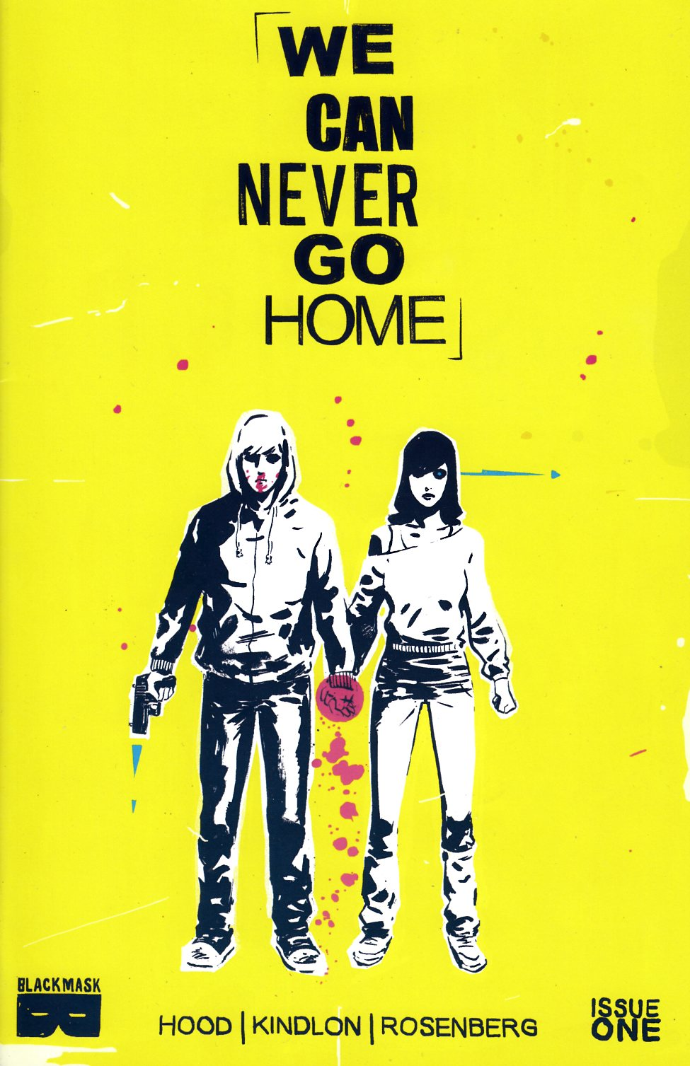 We Can Never Go Home #1 Cover A [Black Mask Comic] THUMBNAIL