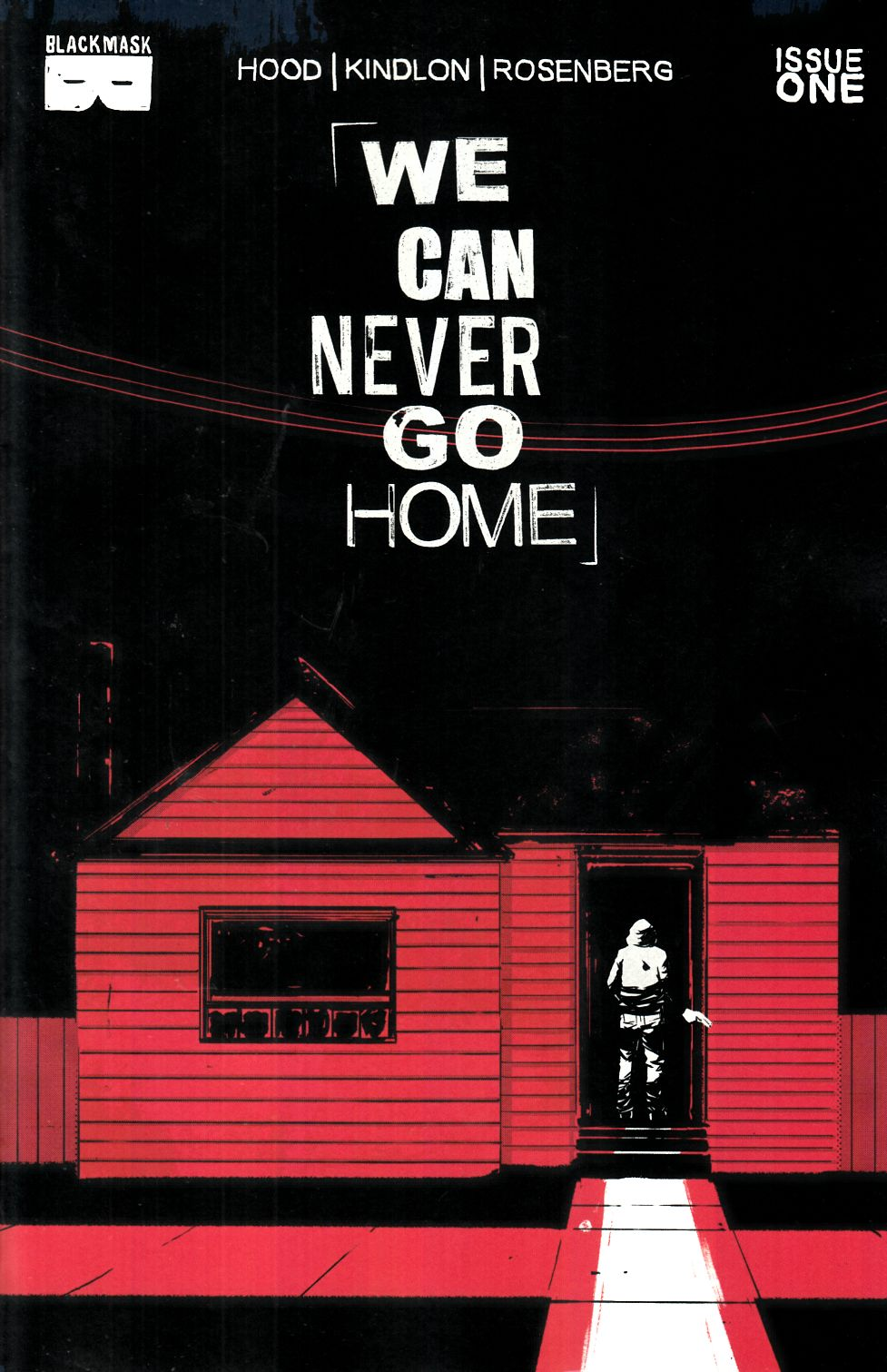 We Can Never Go Home #1 Third Printing [Black Mask Comic] THUMBNAIL