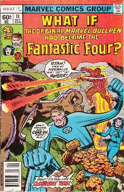 What If #11 [Marvel Comic] LARGE