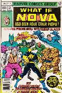 What If #15 Newsstand Edition Very Good/Fine (5.0) [Marvel Comic] THUMBNAIL