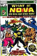 What If #15 Newsstand Edition Near Mint Minus (9.2) [Marvel Comic] THUMBNAIL