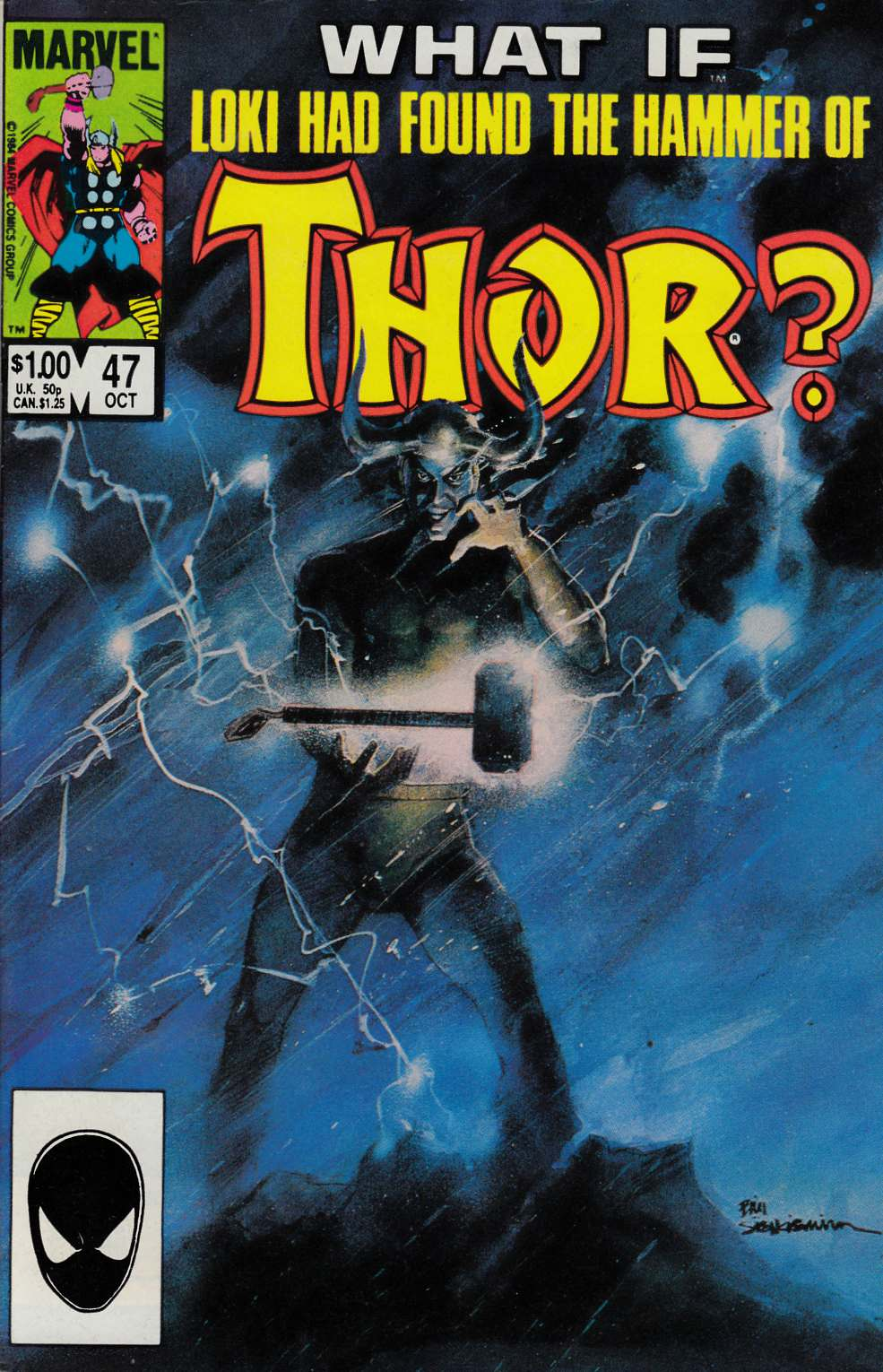 What If #47 Very Fine (8.0) [Marvel Comic] LARGE