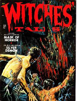 Witches Tales Volume 3 #3 [Eerie Magazine] LARGE