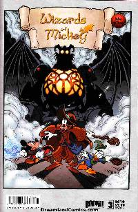 Wizards Of Mickey #3 (Cover A) LARGE