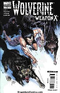 Wolverine: Weapon X #6 (Cover B) LARGE
